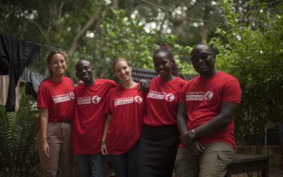 voluntarios voluntariado kenia