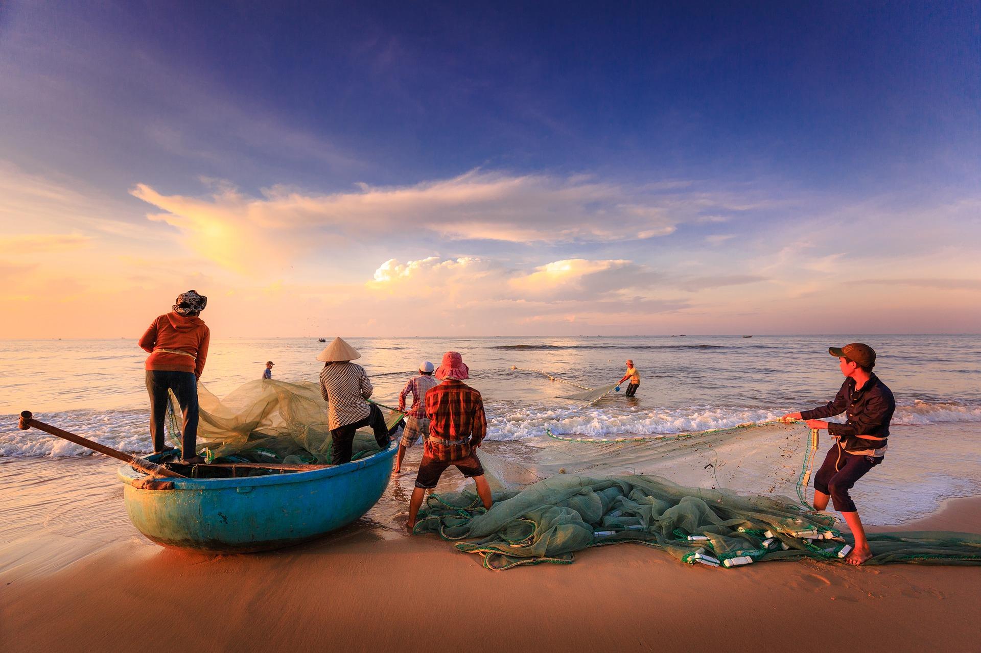 pescadores internacional