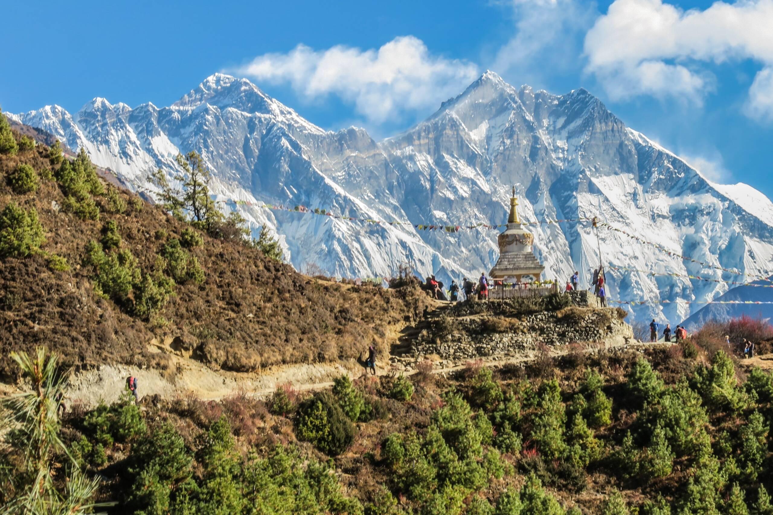 voluntariado internacional nepal